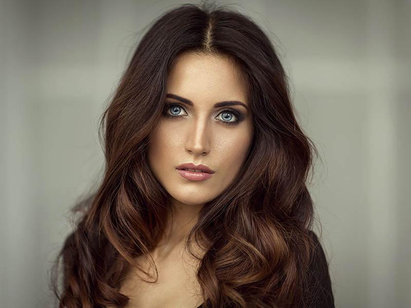 Цвет волос Мокко: 50+ ФОТО, краска всех оттенков
